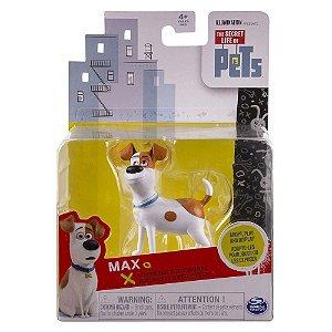 Vida Secreta Dos Pets Figuras Articuladas - Max