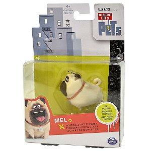 Vida Secreta Dos Pets Figuras Articuladas - Mel