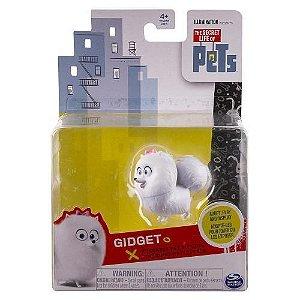 Vida Secreta Dos Pets Figuras Articuladas - Gidget