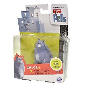 Vida Secreta Dos Pets Figuras Articuladas - Chloe