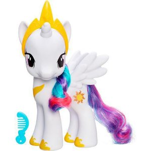 Figura My Little Pony 20 Cm Princesas - Celestia