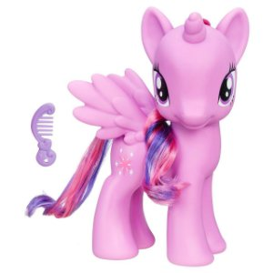 Figura My Little Pony 20 Cm Princesas - Twilight Sparkle