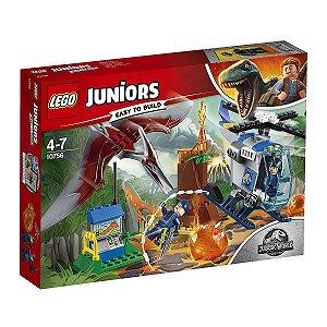 LEGO Juniors - Jurassic World Fuga de Pteranodonte 10756