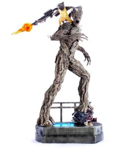 Guardians Of The Galaxy: Rocket & Groot 1/6 Diorama