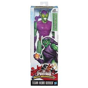 Boneco Titan Hero Duende Verde 30 cm