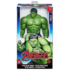 Boneco Titan Hero Avengers Hulk 30 cm