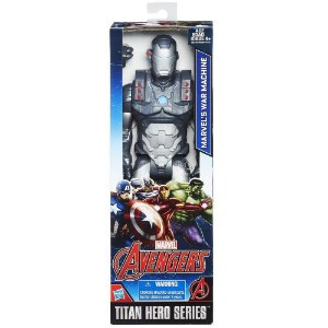 Boneco Marvel Titan Hero Series War Machine 30 cm