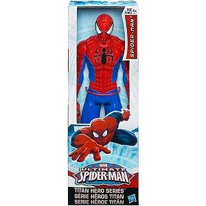 Boneco Titan Hero Spider Man 30 cm