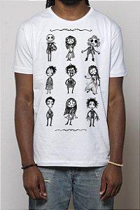 Camiseta O Estranho Mundo de Tim (GG)