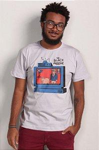 Camiseta Black Mirror (G)