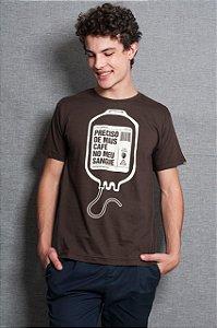 Camiseta Bolsa de Café