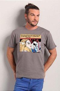 Camiseta Bored To Dead