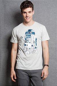 Camiseta Star Wars Coffee Machine