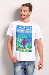 Camiseta Super Mario Go