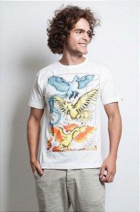 Camiseta Winged Mirages