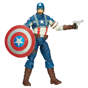 Marvel Legends Infinite Series Captain America - Captain America WW2