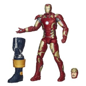 Marvel Legends Infinite Series Thanos - Iron Man Mark 43