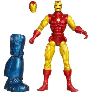 Marvel Legends Iron Man 3 - Classic Iron Man