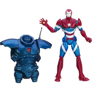 Marvel Legends Iron Man 3 - Iron Patriot