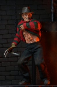 Nightmare on Elm Street part 3 - Dream Warriors Freddy Clothed Action Figure