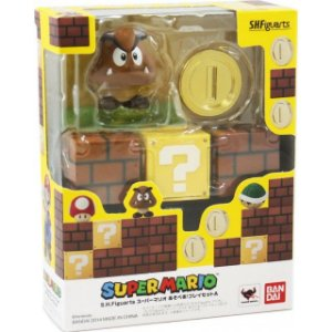 S.H.Figuarts Super Mario Bros - Play Set A