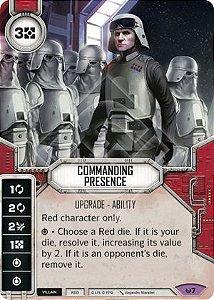 SW Destiny - Commanding Presence