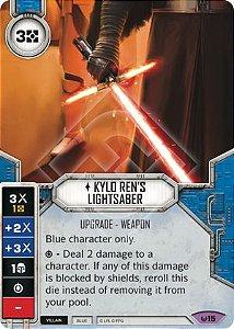 SW Destiny - Kylo Ren's Lightsaber
