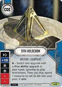 SW Destiny - Sith Holocron