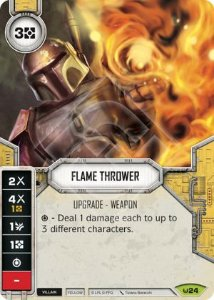 SW Destiny - Flame Thrower