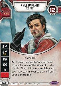SW Destiny - Poe Dameron Ace Pilot