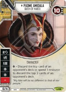 SW Destiny - Padme Amidala Queen of Naboo