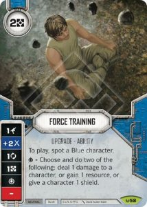 SW Destiny - Force Training