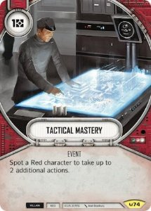 SW Destiny - Tactical Mastery