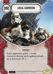 SW Destiny - Local Garrison
