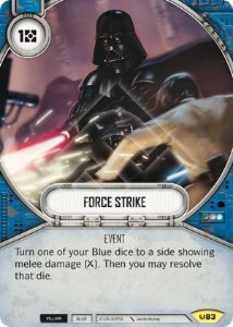 SW Destiny - Force Strike
