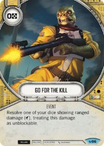 SW Destiny - Go for the Kill