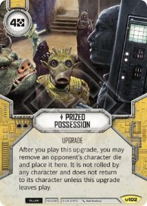 SW Destiny - Prized Possession