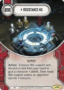 SW Destiny - Resistance HQ