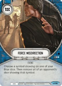SW Destiny - Force Misdirection