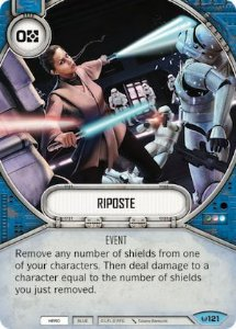 SW Destiny - Riposte