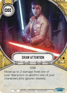 SW Destiny - Draw Attention
