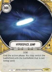 SW Destiny - Hyperspace Jump