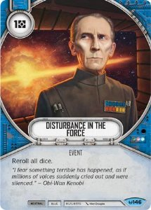 SW Destiny - Disturbance in the Force