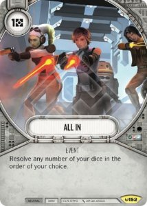 SW Destiny - All In