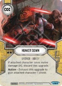 SW Destiny - Hunker Down