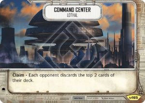 SW Destiny - Command Center Lothal