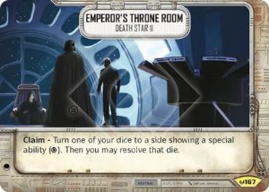 SW Destiny - Emperor's Throne Room Death Star II