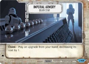 SW Destiny - Imperial Armory Death Star