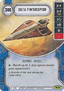 SW Destiny - Delta-7 Interceptor