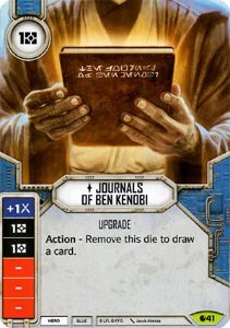 SW Destiny - Journals of Ben Kenobi